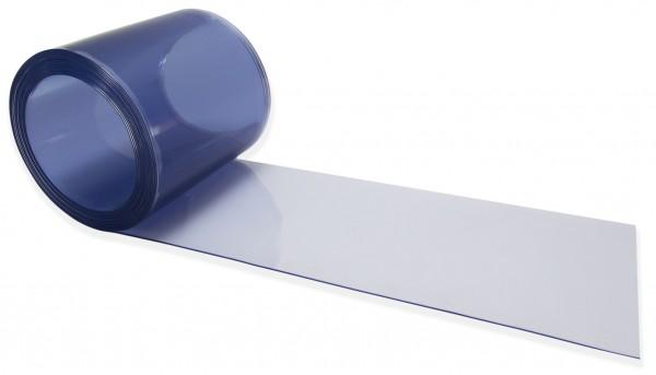 PVC Streifen Meterware als Zuschnitt bis 1500mm breite - transparent